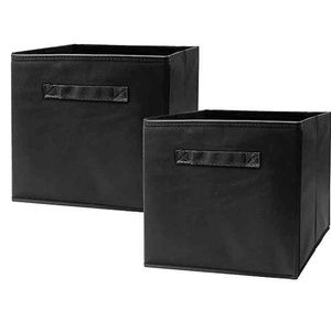 NWT Set of 2 Collapsible Bins